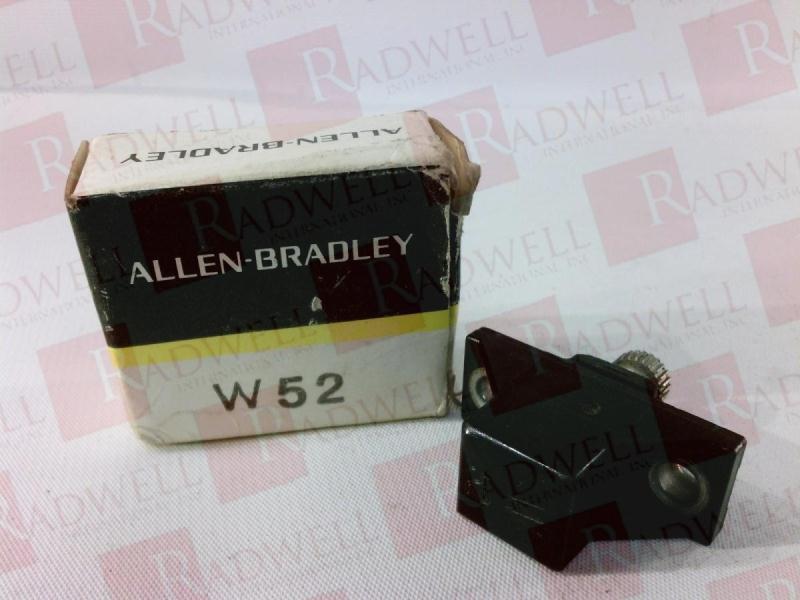 ALLEN BRADLEY W52 2
