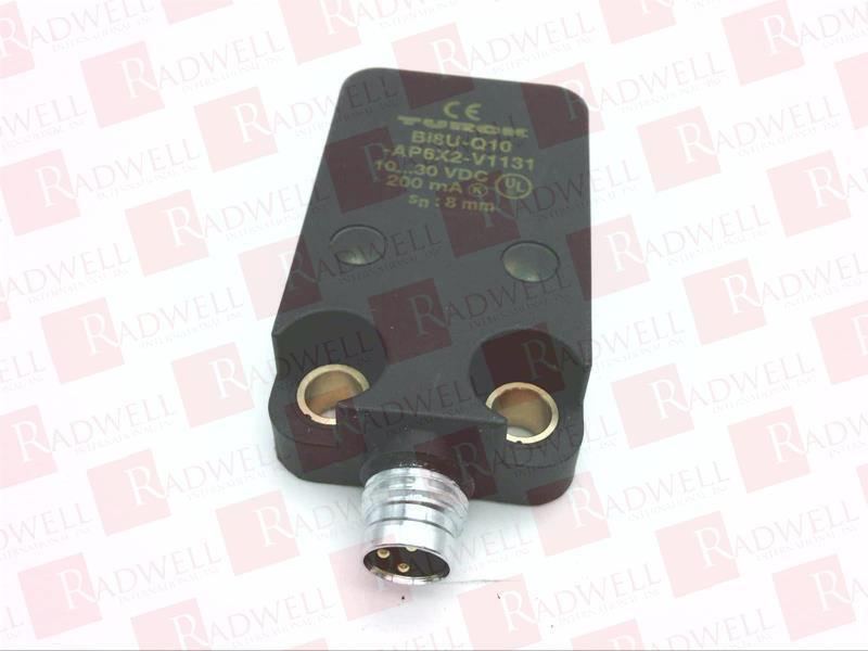 Turck Sensor Bi8U-Q10-AP6X2-V1131