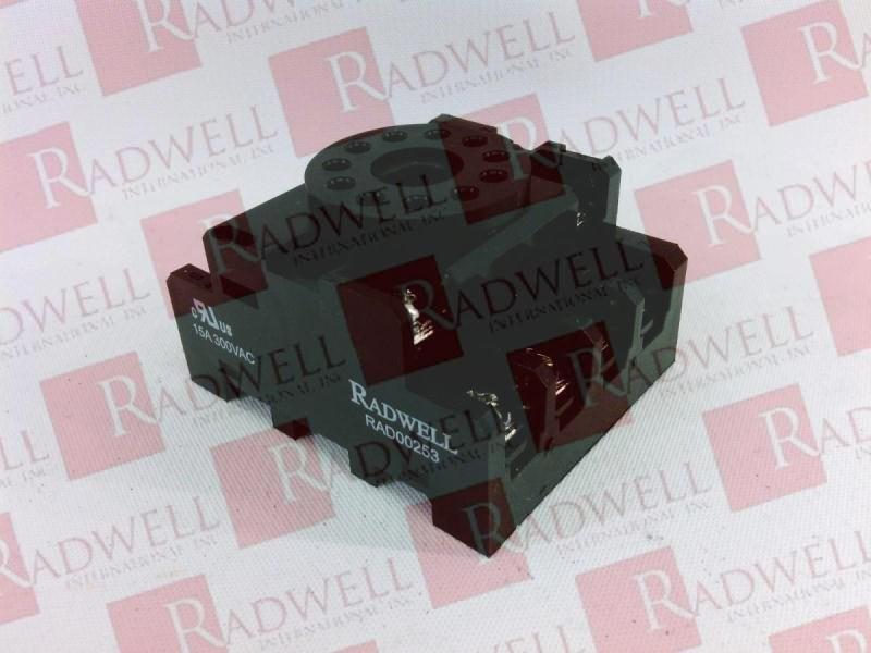 RADWELL VERIFIED SUBSTITUTE SR3P-06-SUB