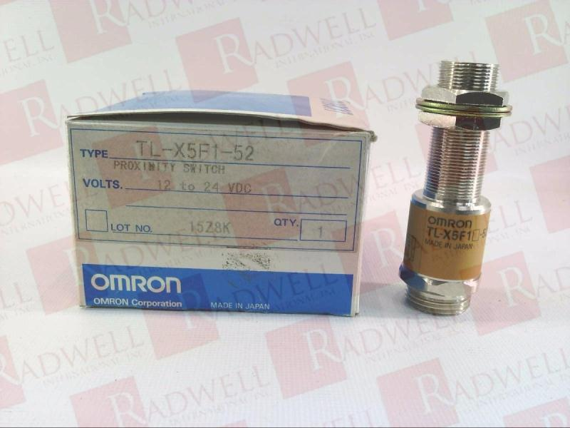 OMRON TL-X5F1-52