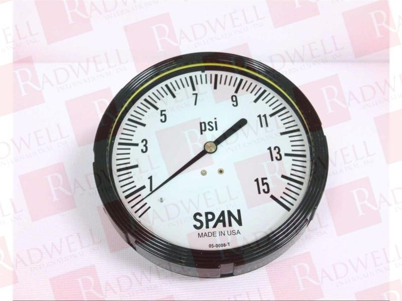 SPAN INSTRUMENTS LFC410-15-PSI-G