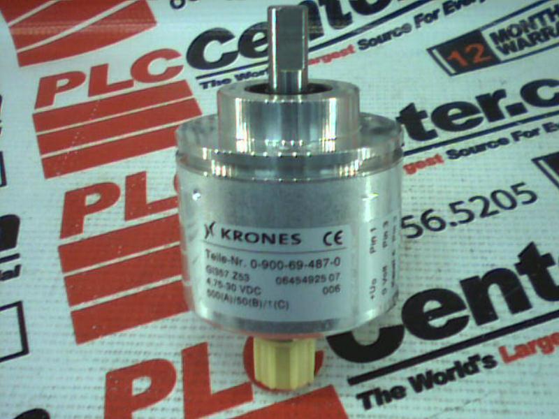 KRONES 0-900-69-487-0