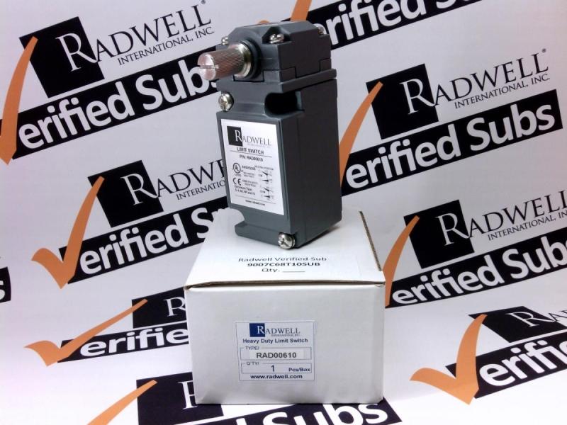 RADWELL VERIFIED SUBSTITUTE 9007-C68T10-SUB