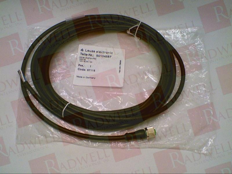 LEUZE K-D-M12A-5P-5M-PVC 1