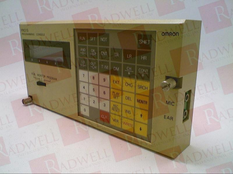 OMRON C120-PRO15