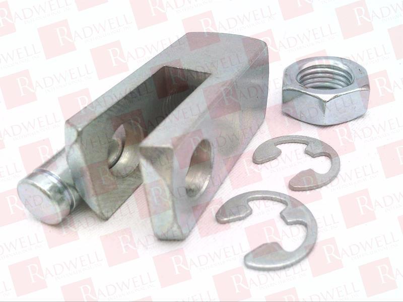 "BIMBA Round Line Pivot CLEVIS D-231-1 D2311 7//16-20 Female Thread 3//8/"" Pin NEW"