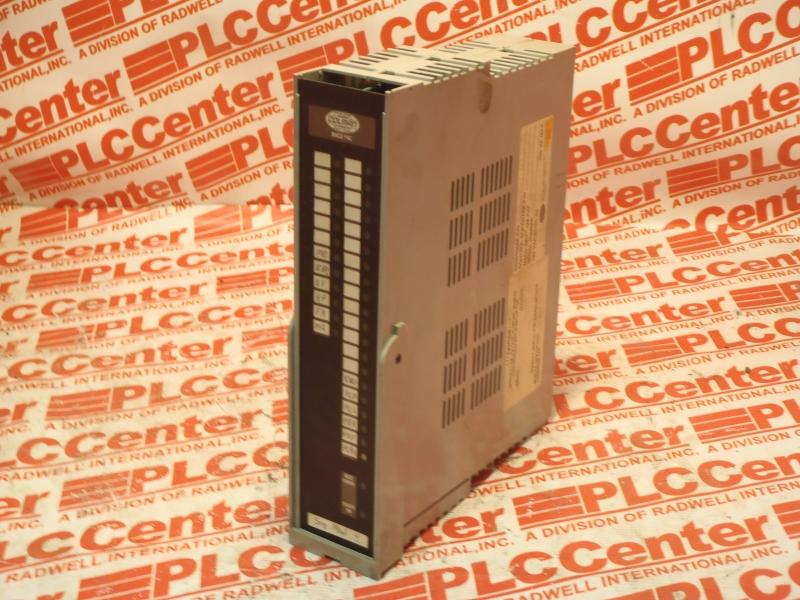 INVENSYS 80CC-32001-102-V-00 1