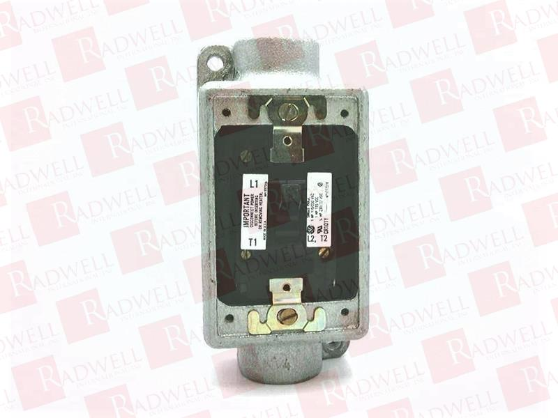 GENERAL ELECTRIC CR101-Y400H 0