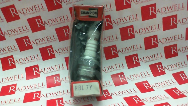 CHAMPION SPARK PLUGS RBL-7Y