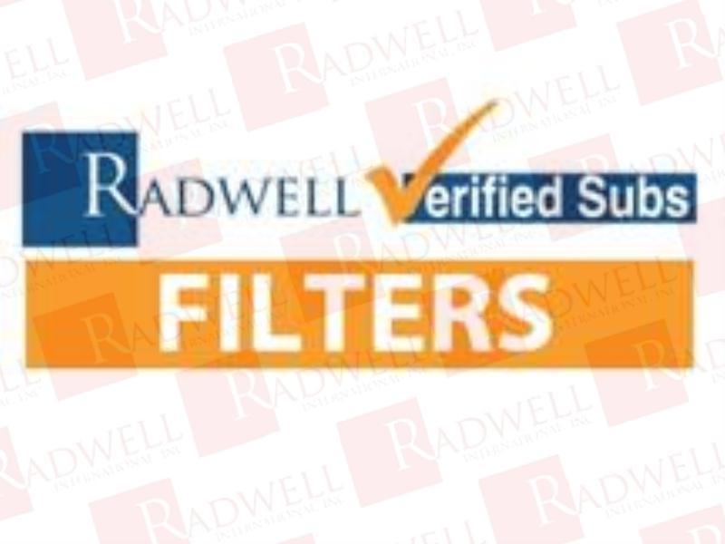 RADWELL VERIFIED SUBSTITUTE CM25002-SUB 0