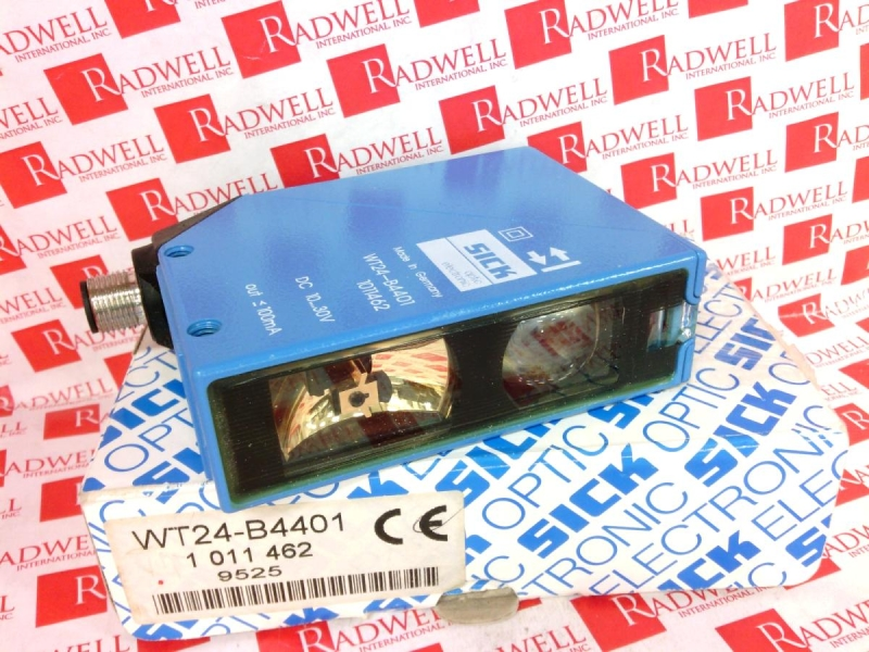SICK OPTIC ELECTRONIC WT24-B4401
