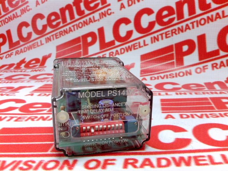 APPLIED SENSING PRODUCTS PS-141V