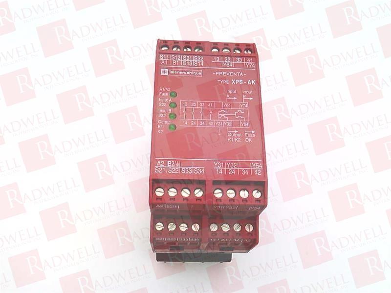 SCHNEIDER ELECTRIC XPSAK311144P