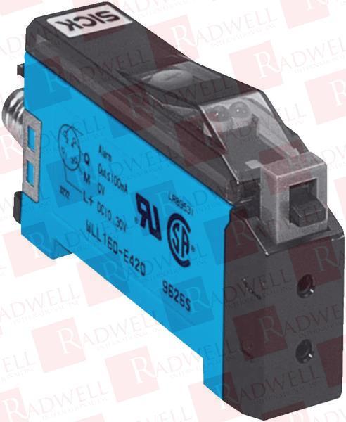 SICK OPTIC ELECTRONIC WLL160-F122 0