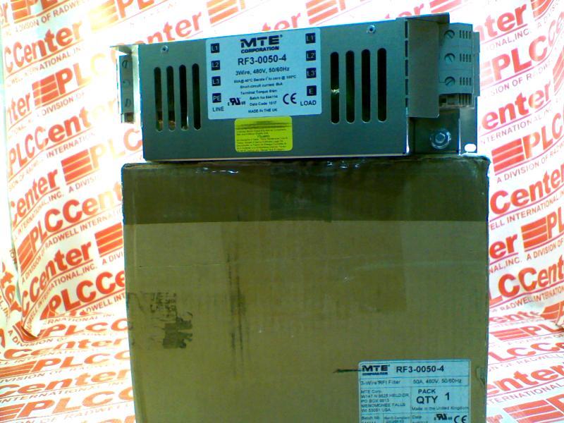 MTE RF3-0050-4