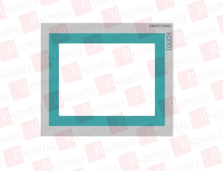 RADWELL VERIFIED SUBSTITUTE A5E00205799-SUB-OVERLAY
