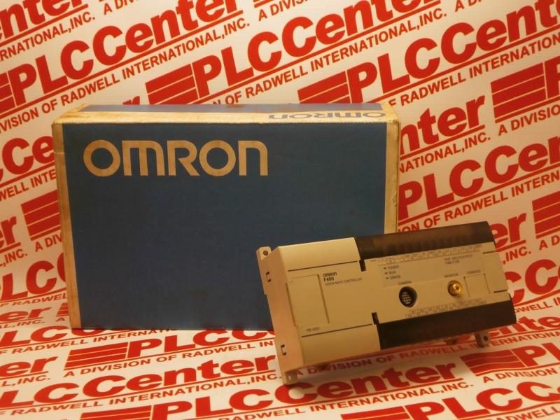 OMRON F400-C15E