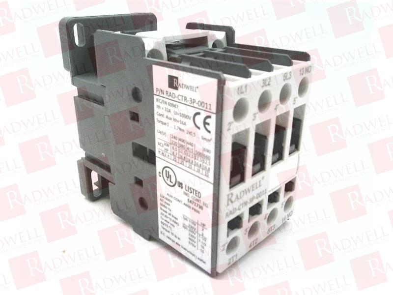 RADWELL VERIFIED SUBSTITUTE LC1D253G7-SUB