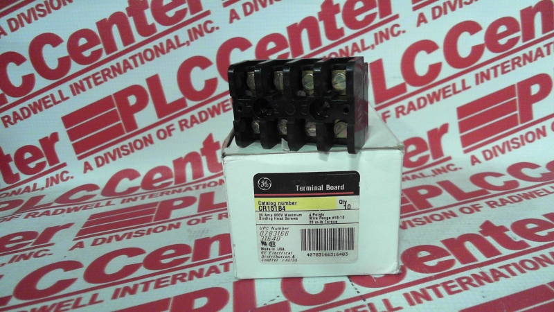 GENERAL ELECTRIC CR151B4