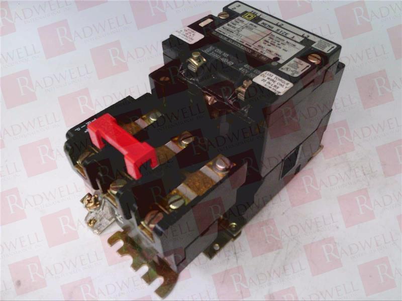 SCHNEIDER ELECTRIC 8536-SCO3