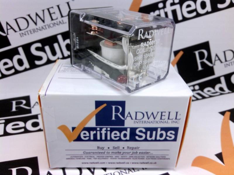RADWELL VERIFIED SUBSTITUTE KRPA11AN120SUB