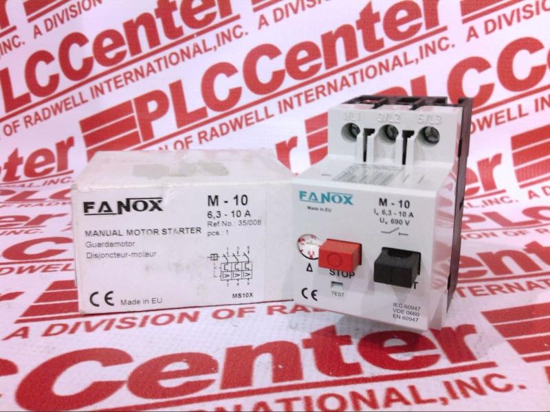 FANOX M-10