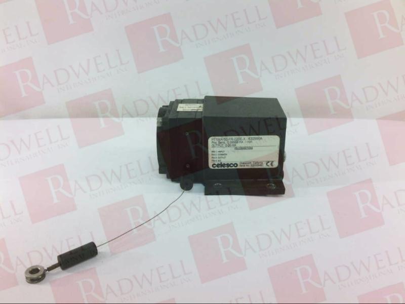 CELESCO PT1MA-50-FR-020E-X-6632996A
