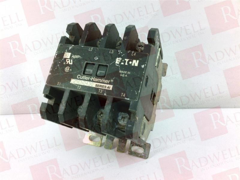 EATON CORPORATION C25END430