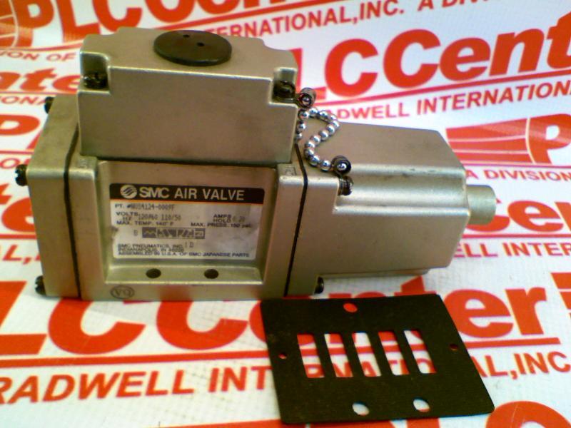 SMC NVS4124-0009F
