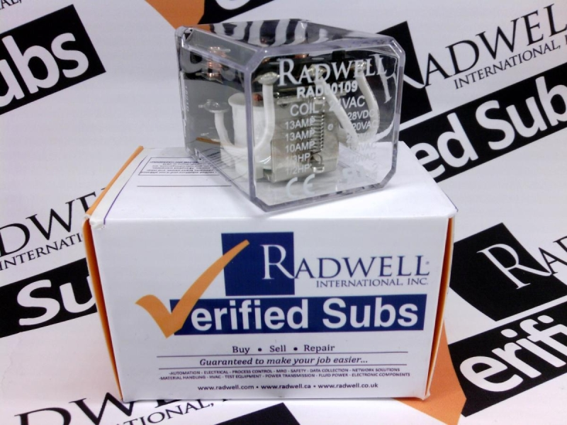 RADWELL VERIFIED SUBSTITUTE 15523Q200SUB
