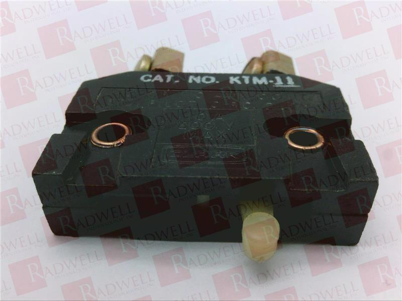 NEW IN PACKAGE JOSLYN CLARK AUXILIARY CONTACT KTM-11