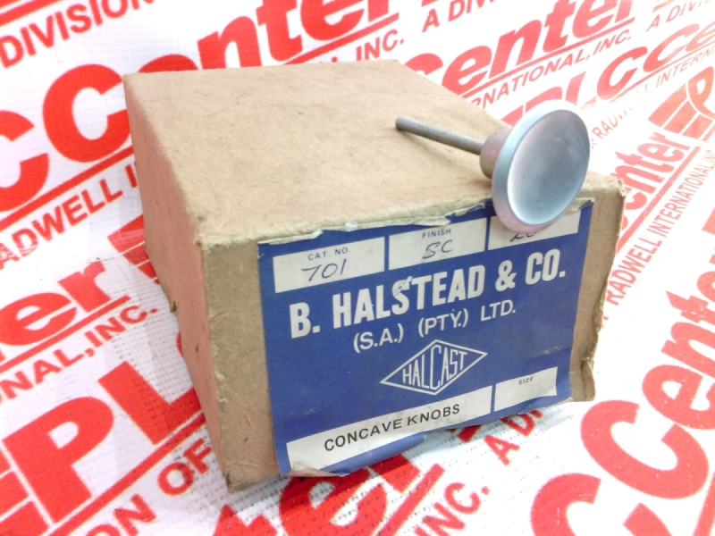HALCAST LTD 701-SC
