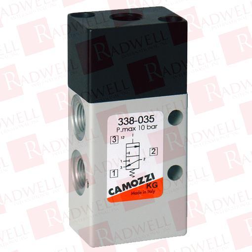 CAMOZZI 338-035 0