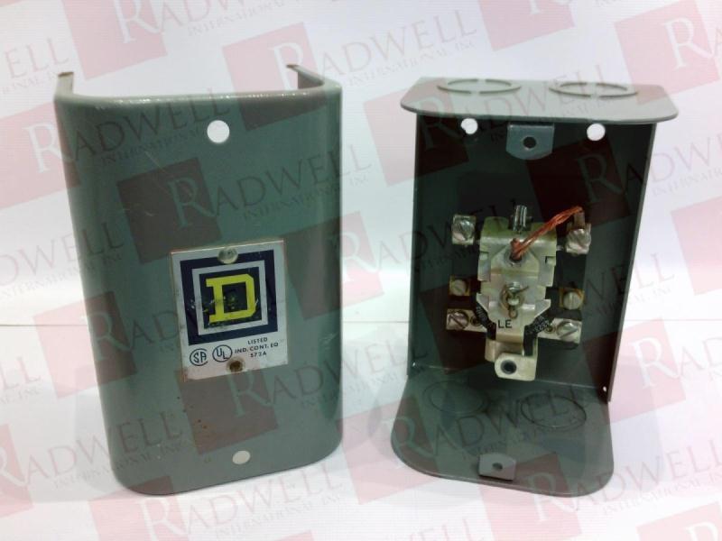 SCHNEIDER ELECTRIC 8501-CG14-V02