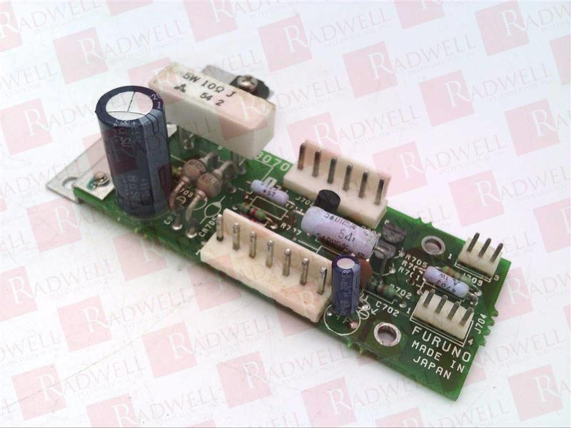 FURUNO ELECTRIC MP-8070 0