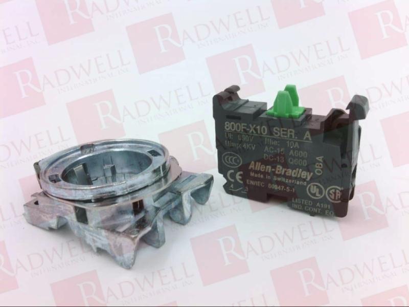 800F-MX10 by ALLEN BRADLEY - Buy or Repair at Radwell