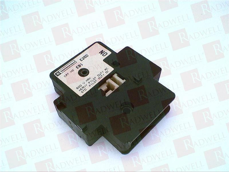 SCHNEIDER ELECTRIC EB1