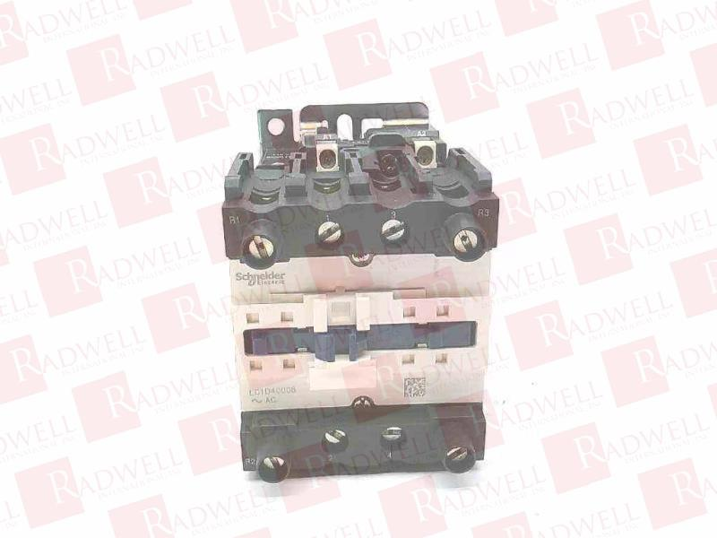 SCHNEIDER ELECTRIC LC1D40008FE7
