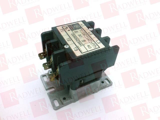 GENERAL ELECTRIC CR353AC3AH1 1