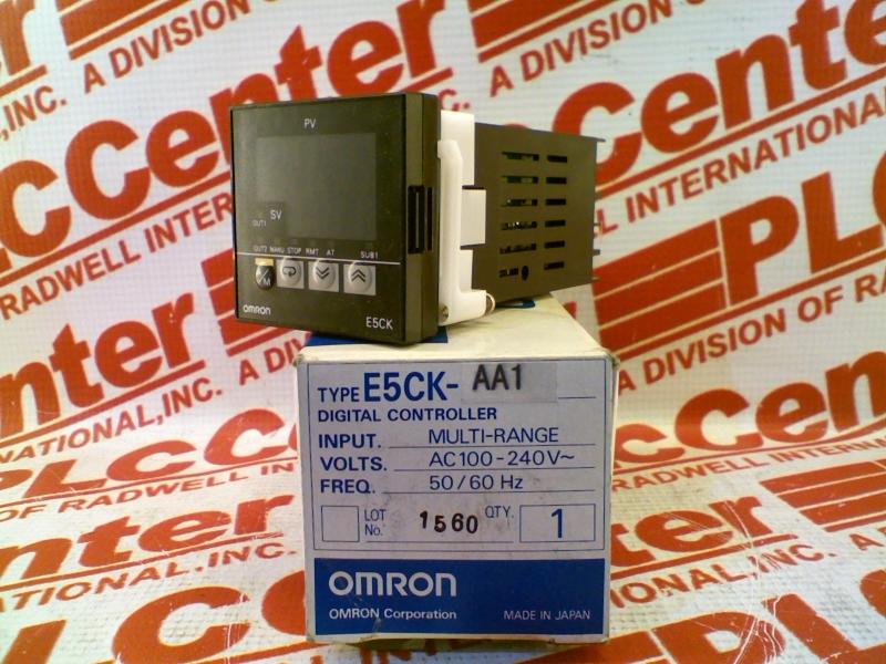 OMRON E5CKAA1-AC100-240