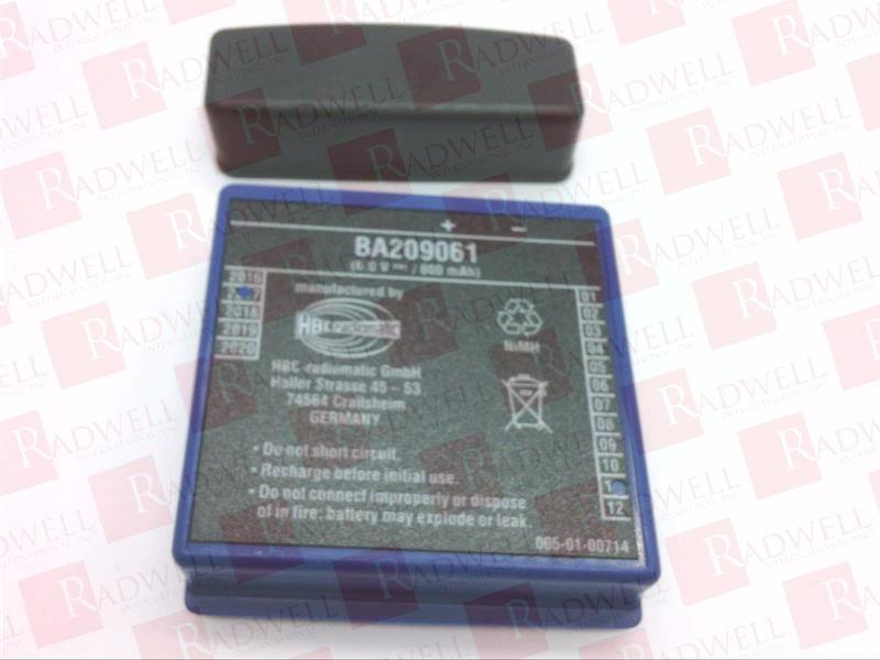 BA209061 by HBC RADIOMATIC - Buy or Repair at Radwell