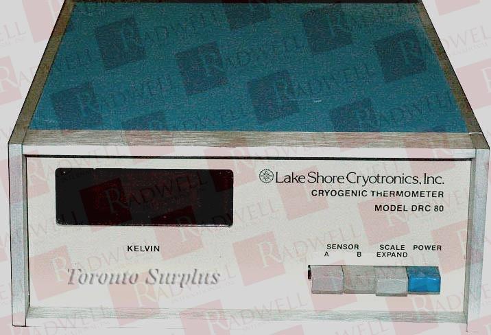 LAKE SHORE CRYOTRONICS INC DRC-80