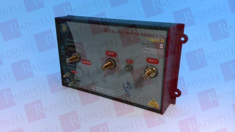 STERLING POWER PSR242