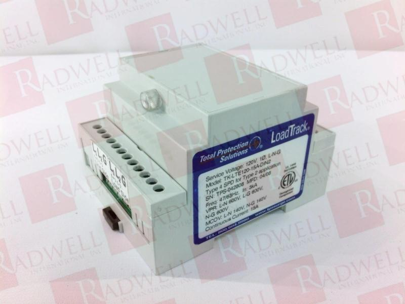 TPS THERMAL PRODUCT SOLUTIONS TK-LTE120-15A-DIN2