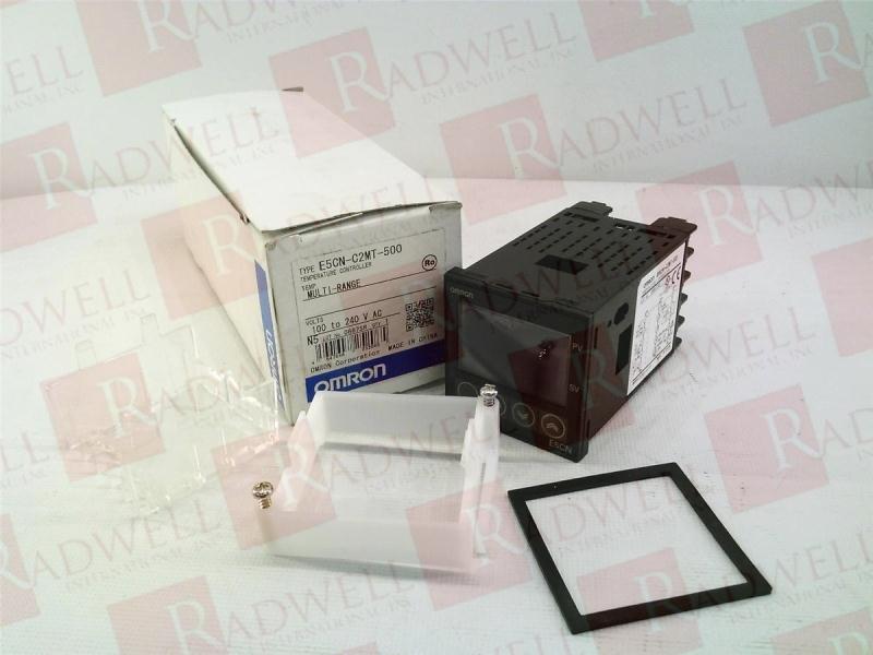OMRON E5CN-C2MT-500-AC100/240