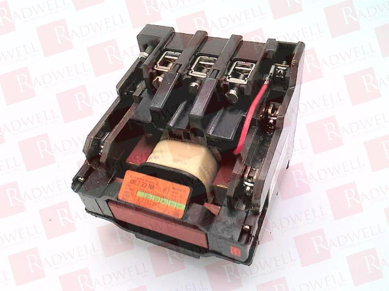 EATON CORPORATION DIL2-22-NA-120V 0