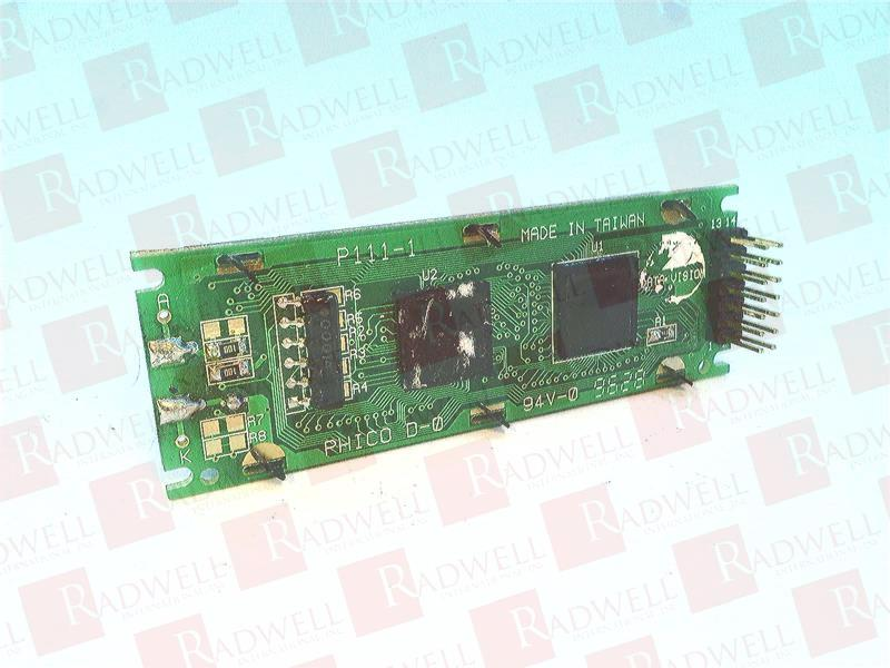 FEMA ELECTRONICS CORP CM162B-SGT1LY