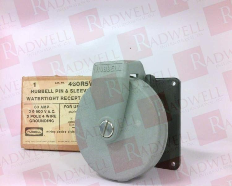 HBL460R5W by HUBBELL - Buy or Repair at Radwell - Radwell com