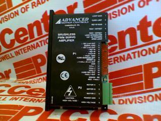 ADVANCED MOTION CONTROLS B12A6F-SE1 1