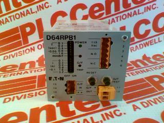 EATON CORPORATION D64RPB1